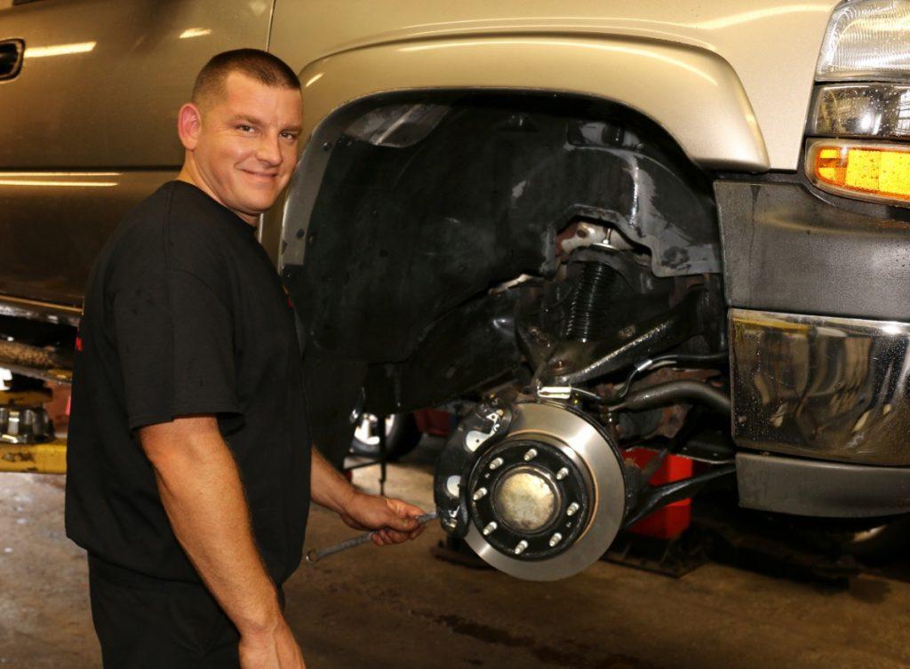 Brake Repair at Carm's Automotive