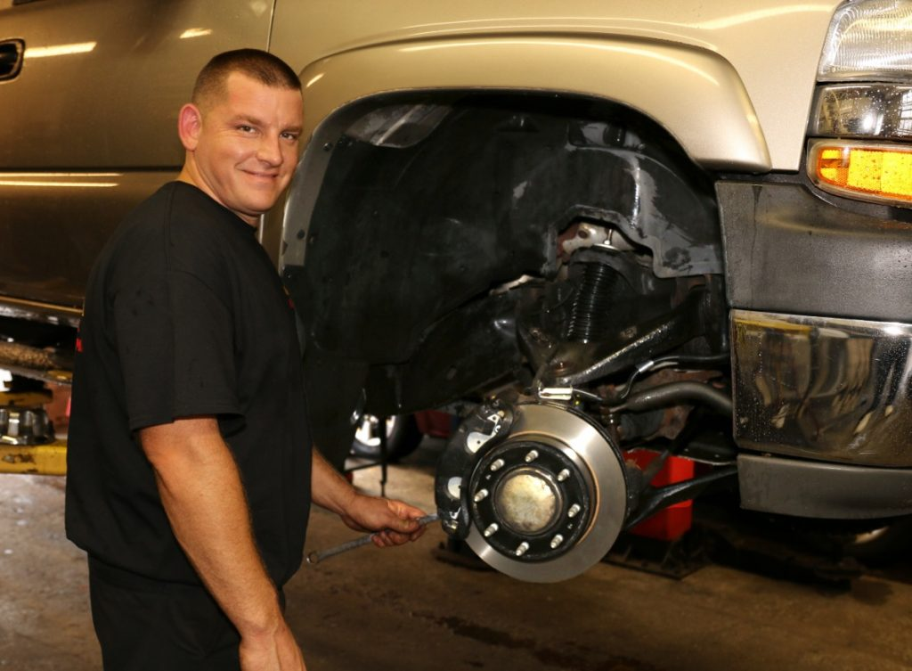 Brake Repair at Carm's Automotive