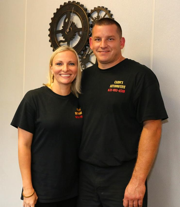 Jim and Jaimie are the dynamic duo! Fast friendly efficient auto repair and service